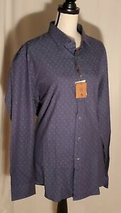 R by Robert Graham Peace Shirt XL Made in Italy $395