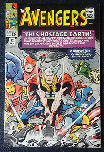 Avengers #12 💥 BEAUTIFUL BOOK  💥 1965