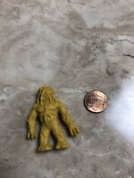 vintage swamp thing toy Minature Action Figure Rare
