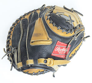 "Rawlings RCM315 Baseball Catchers Mitt Glove 33"" Youth RHT Player Preferred"