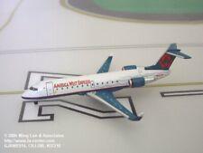 Gemini Jets America West Bombardier CRJ-200 in Old Color Diecast Model 1:400