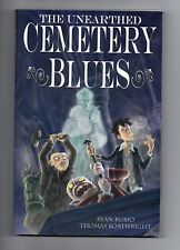 Image The Unearthed Cemetery Blues TPB 1st Printing (July 2008) Low Grade