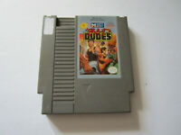 Bad Dudes Nintendo NES Cartridge Only Authentic CLEANED & TESTED 1990