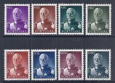 1945 Portugal SC 650-657 Complete Set of 8, MNH - President Carmona*