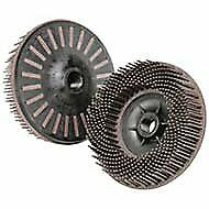 3M Scotch-Brite 33054 Bristle Disc, 4-1/2 in x 5/8-11 Internal 36 (1 DISC)