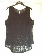 Marks and Spencer Lace Patternless Tops & Shirts for Women