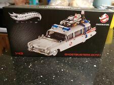 Hotwheels Elite 1:43 Ghostbusters Ecto-1