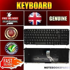 UK Layout Keyboard for HP PAVILION DV6-1266EL DV6-1266TX Matte Black