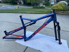 2018 Specialized S-WORKS Epic Frameset XL w/RockShox SID World Cup 29 fork