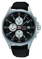 Seiko Men's Quartz (Battery) Wristwatches with 12-Hour Dial