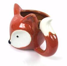 Ceramic Fox Design Mug FO_26325