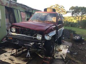 Wrecking  Only Daihatsu Feroza 1992 Sydney