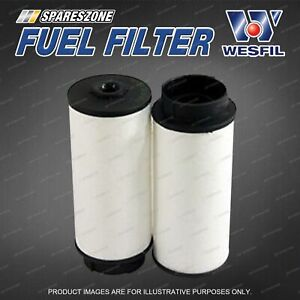 Wesfil Fuel Filter for Iveco Daily 35S13 35S15 35S17 35C15 45C17 50C17 4Cyl