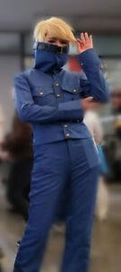 My Hero Academia Best Jeanist Tsunagu Hakamata Cosplay Costume
