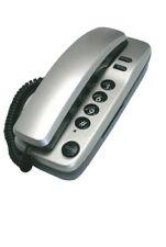 geemarc Marbella analog schnurgebunden groß Tastentelefon Seniorentelefon silber