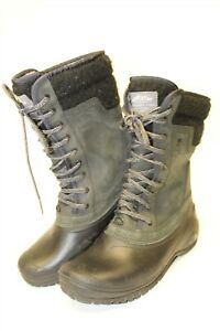 The North Face Womens Size 9.5 40.5 Mid Calf Insulated Winter Snow Boots 04-173