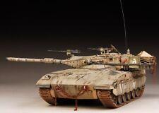 Award Winner Built Academy 1/35 IDF Merkava II Main Battle Tank +PE