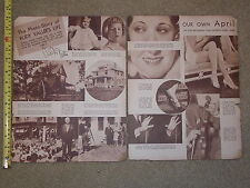 THE PHOTO STORY OF RUDY VALLEE GLAMOR MAN PAPER RADIO GUIDE PART 1