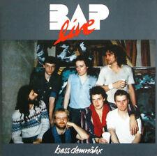 """BAP Bap Live Bess demnähx (Kristallnaach, Verdamp lang her) 1983 Doppel 12"""" EMI"""
