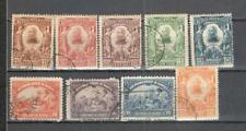 T284 - HAITI 1904/20 - EMISSIONI DIFFERENTI - VEDI FOTO