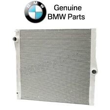 NEW BMW E70 X5 3.0Si 4.8i Radiator Genuine BMW 17117585036