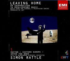 EMI Classics - Simon Rattle - Leaving Home - Rhythm Eastern Europe & After Wake