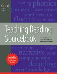 Teaching Reading Sourcebook, 2nd Edition Bill Honig