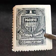 us telegraph stamps Scott 13T1 MNH OG Lot J-2