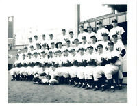 1950 NEW YORK YANKEES  8X10 TEAM PHOTO FORD LOPAT HOUK  TEAM PHOTO HOF