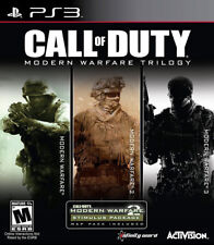 Call of Duty: Modern Warfare Trilogy PS3 New PlayStation 3, Playstation 3