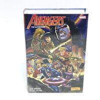 Avengers The Gathering Omnibus DM Variant New Sealed Marvel Comics HC Hardcover