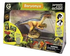 Geoworld -dinosaure - Jurassic Action -Baryonyx   CL234K Figurine bouge