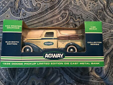 Liberty Classics Agway 1936 Dodge Pickup Truck Collectible Bank