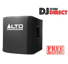 """ALTO 15 SUB"""" Padded Protective Slip On Speaker Cover Bag for TS215S **FREE P&P**"""