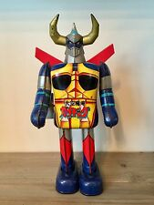 Bullmark Gaiking (大空魔竜ガイキン グ) Tin Toy Wind Up Zenmai Popy 1970's