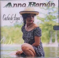 ANNA ROMAN         Carta de amor       USA  CD  Sony  1994  SEALED !