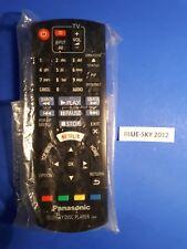 Nuevo Genuino Original Panasonic N 2 QAYB 001030 reproductor de Blu-ray Disc Control Remoto