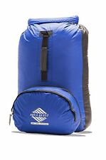 Aqua Quest Himal - 100% Waterproof Backpack - Ultra-Light Foldable 20 L, Blue