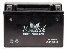 Adventure power UTX9 ATV Battery for HONDA TRX400EX, FourTrax, Sportrax 400CC 99
