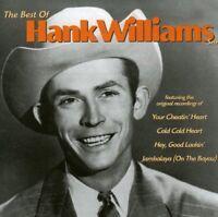 Hank Williams - The Best Of [CD]