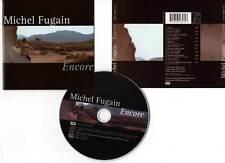 "MICHEL FUGAIN ""Encore"" (CD) 2001"