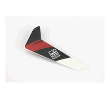 Blade 120 SR - BLH3120R - Vertical Fin with Red Decal