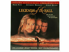 LEGENDS OF THE FALL LASERDISC- 2 DISC DELUXE WIDESCREEN EDITION