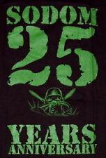 SODOM : T-SHIRT 25 Years Aniversary - NEUF tee