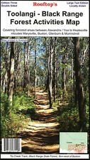 ROOFTOP TOOLANGI- BLACK FOREST ACTIVITIES MAP- BUSHWALKING- 4WD TRACK