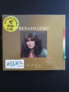 RENATO ZERO* Gold Italia Collection *   10 Brani  CD Nuovo Sigillato