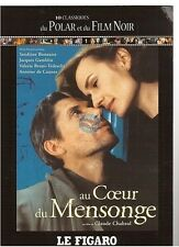 DVD AU COEUR DU MENSONGE claude chabrol sandrine bonnaire COLLECTION FIGARO