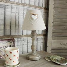 Lampe de table campagnes en bois pour la maison