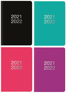 Letts Dazzle 2021-2022 A6 Day a Page Academic Diary With Appointments Mid Year