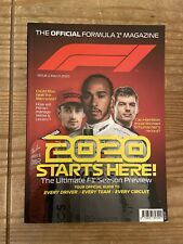 official formula 1 magazine Issue 1 March 2020